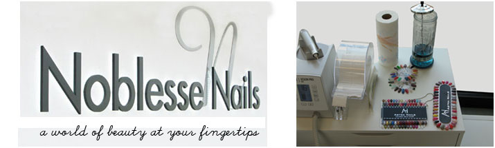 Noblesse Nails Nailcenter
